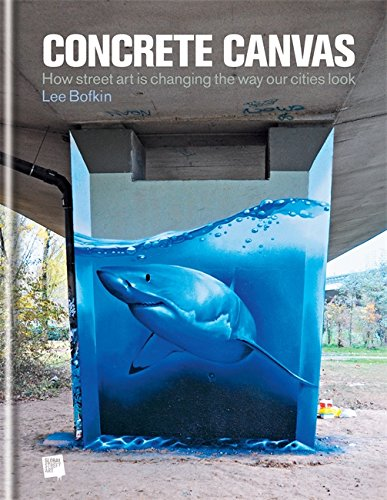 Global Street Art release a new book: Concrete Canvas