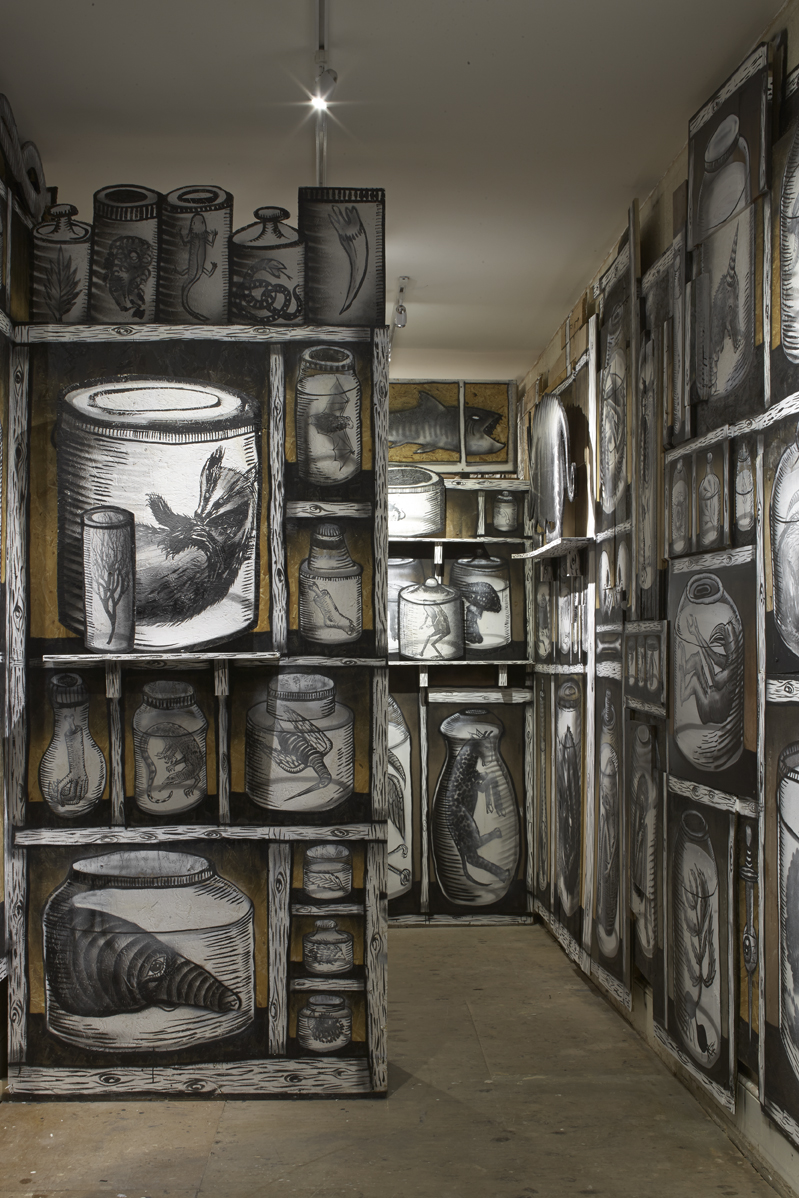 20 Phlegm The Bestiary Gallery: Phlegm at The Howard Griffin Gallery
