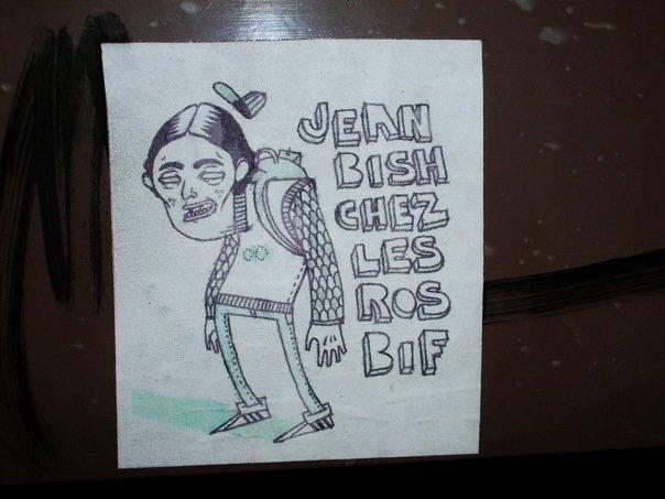 Jean Bish Chez Les Ros Bif