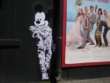 Eelus, Rugman and EINE hit Dublin's streets