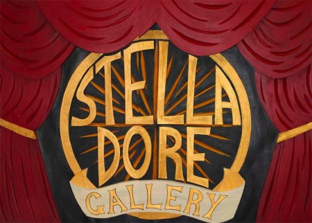 sign 450x322 Stella Dore group show – interviews: part 1
