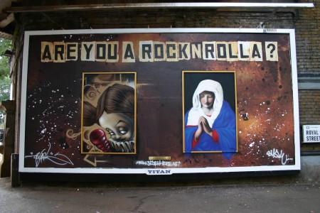 Are You A Rocknrolla?