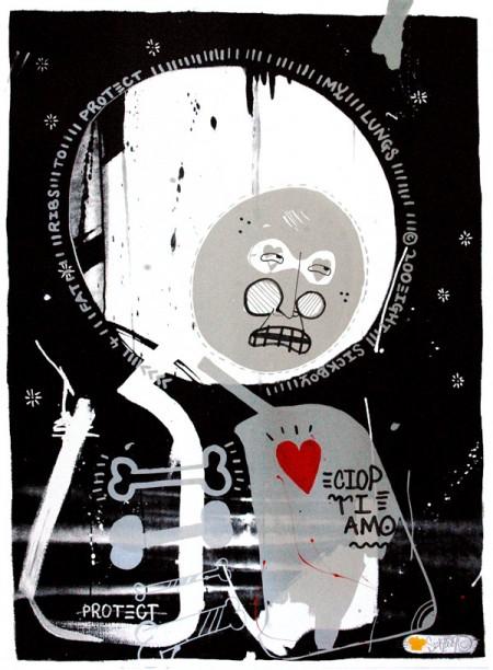 sickboy print from studio cromie 450x612 New Sickboy print from Studio Cromie