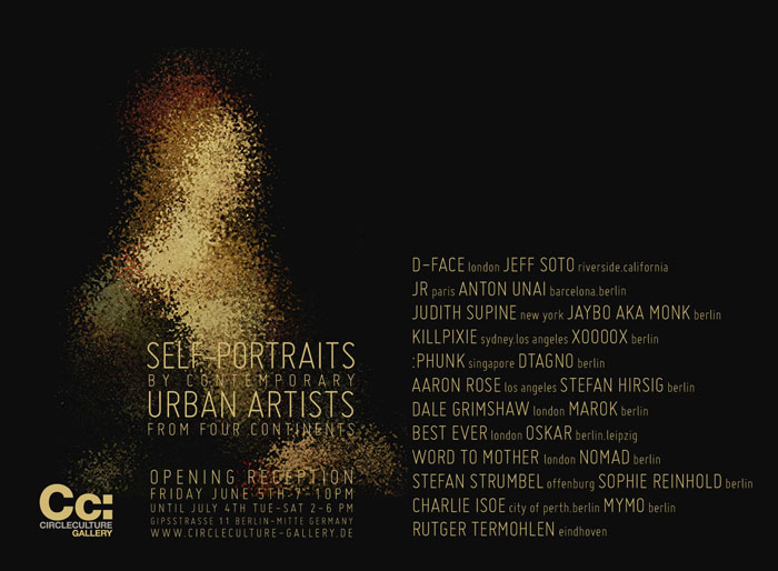 Self Portraits at Circle Culture