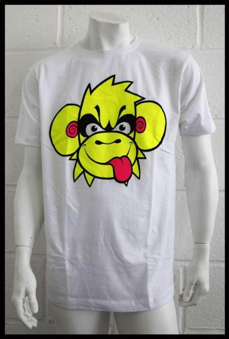 Mighty Monkey tees