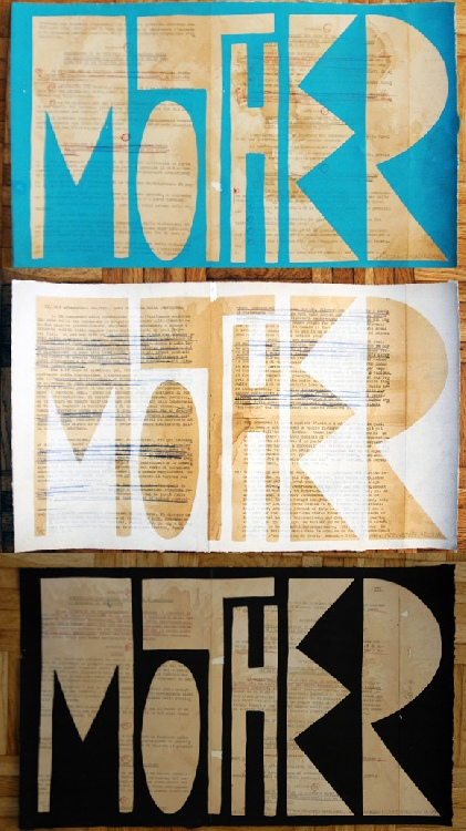 Print release: Word To Mother