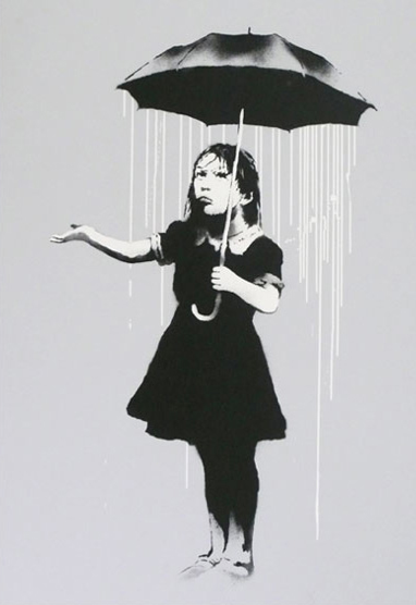 Subism Christmas Lotto: Win a signed Banksy for just £1