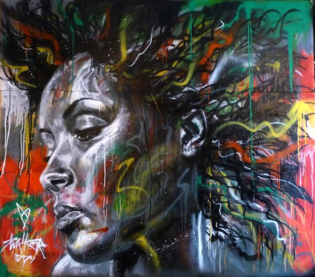 globe2 450x396 New work by David Walker + New website