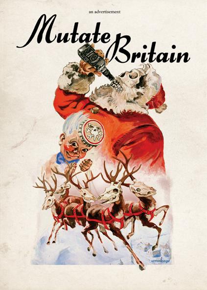 Mutate Britain Christmas Show