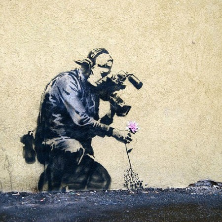 Banksy at Sundance