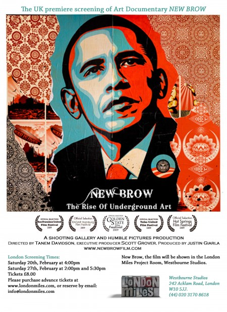 Screening: New Brow