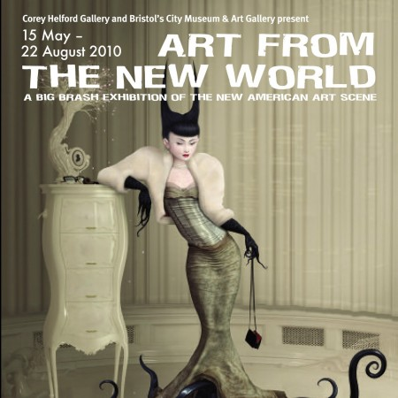 Bristol's City Museum presents 'Art from the New World'