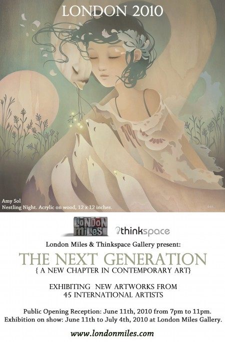 London Miles Gallery presents 'The Next Generation'