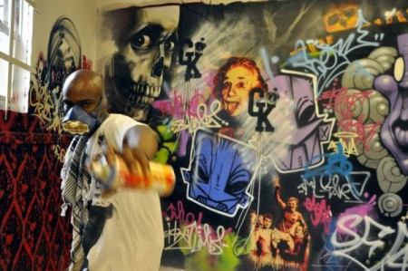 Interview: Graffiti Kings
