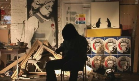 """Banksy in his own words"""