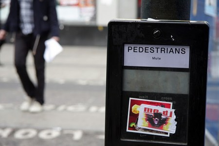 We Are The Pedestrians
