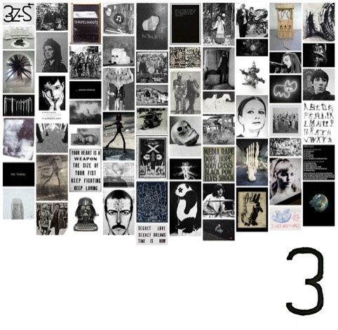 Exhibition: '3' at the Londonewcastle Project Space