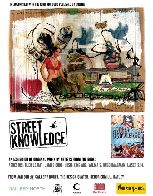 Street Knowledge exhibition