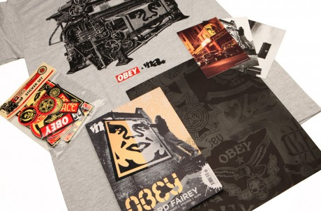 VNA 15 Limited Edition Packs: VNA x OBEY