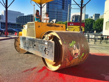"Banksy – ""Art in the Streets"" at MOCA"