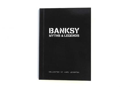 "Banksy ""Myths & Legends"" Book"