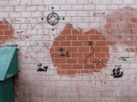 font 460x345 Updates: Banksy Outdoors