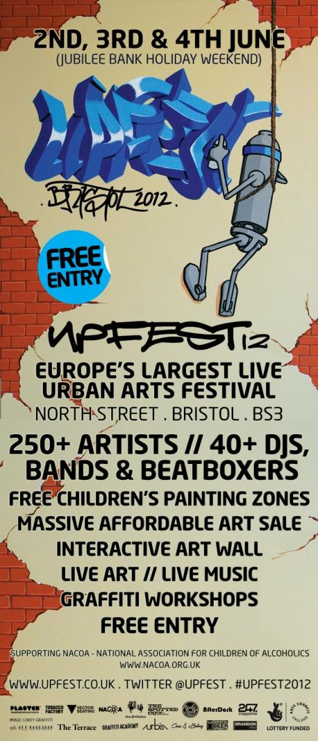 Upfest 2012