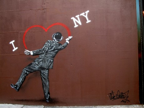 7312271682 e943024e43 b 460x345 Nick Walker   The Heart Vandal NY