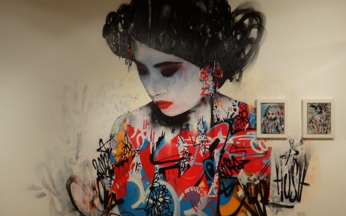 deansunshine_landofsunshine_melbourne_streetart_graffiti_hush-opening-metro-5-698x435