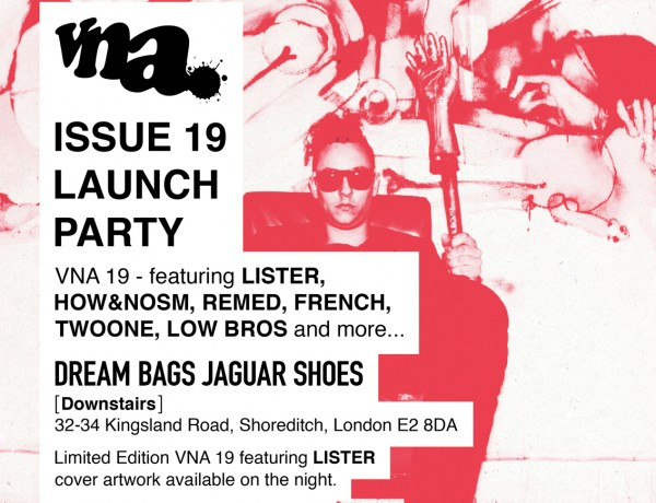 final VNA 19 launch flier