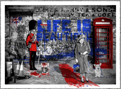 Mr Brainwash 'Jubilation'