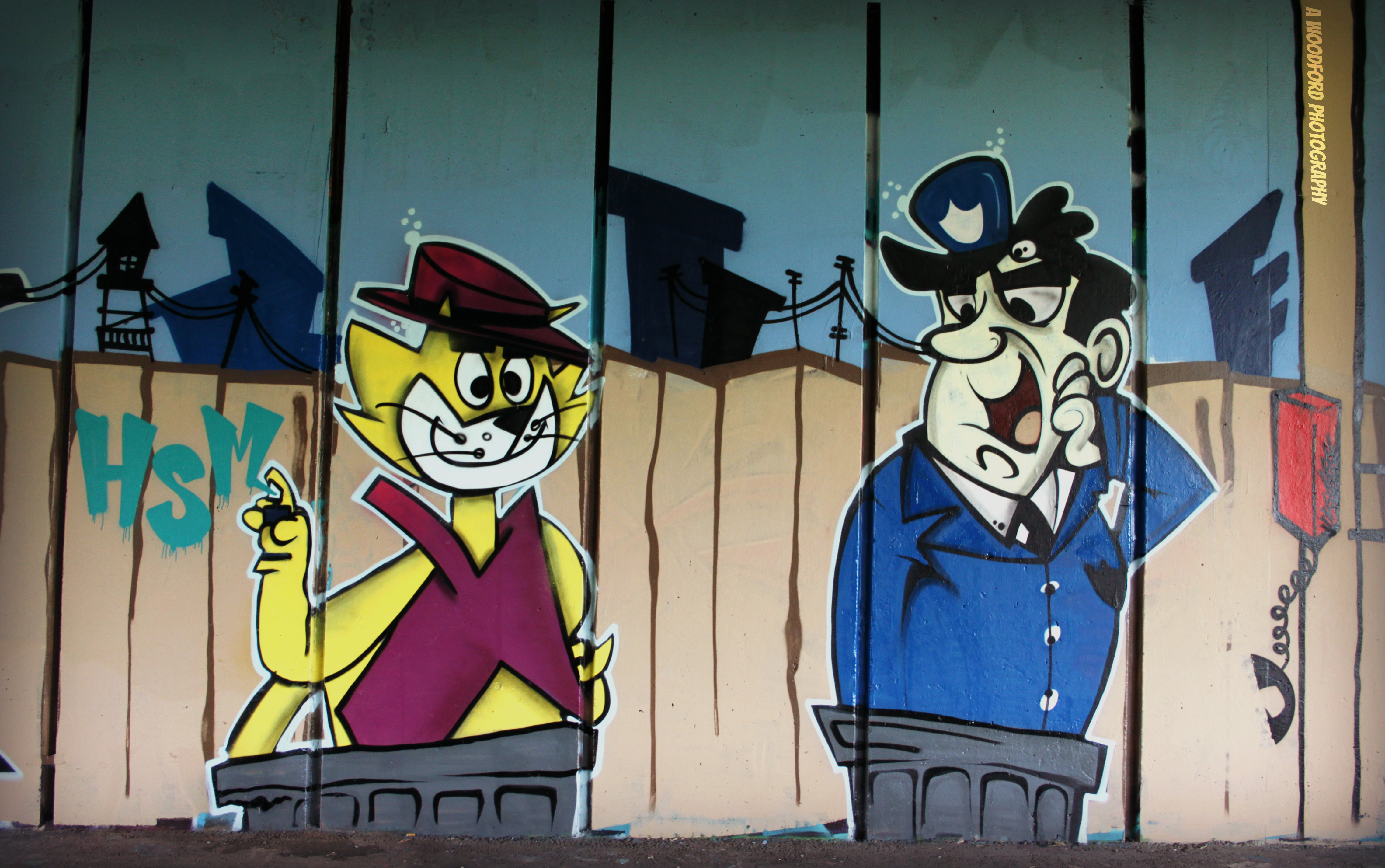 Who doesn&#039;t like Top Cat?