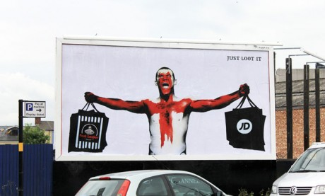 Bill Posters Rooney 2 WEB 460x277 Brandalism   24 International artists create the UKs largest subvertising campaign