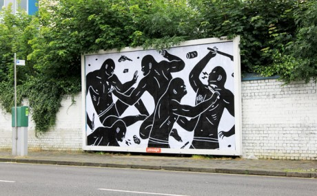 Cleon 2 Web 460x285 Brandalism   24 International artists create the UKs largest subvertising campaign