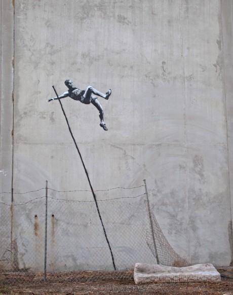 Banksy x Olympics