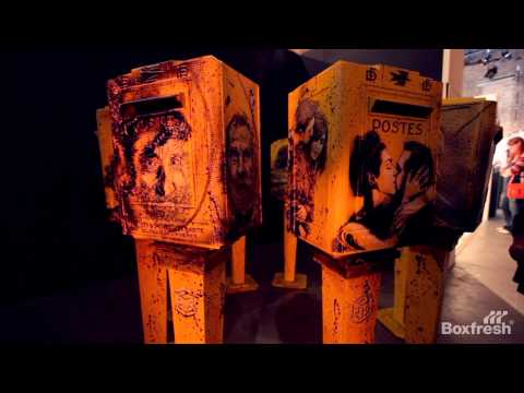 Video: Moniker Art Fair 2012 recap