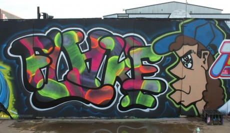 flake1 460x265 The Bench 504s 10th Birthday Jam