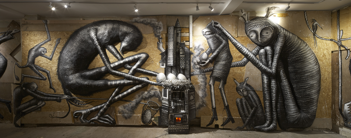 Gallery: Phlegm at The Howard Griffin Gallery