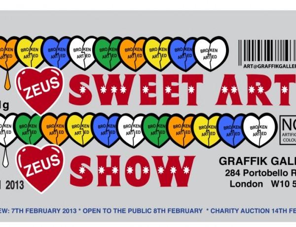 Zeus - Sweet Art Show