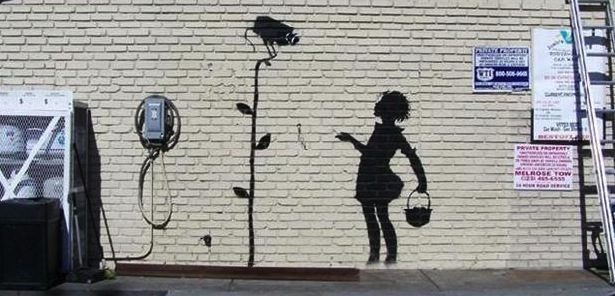 """Banksy """"Flower Girl"""" sells for $209,000 at auction"""