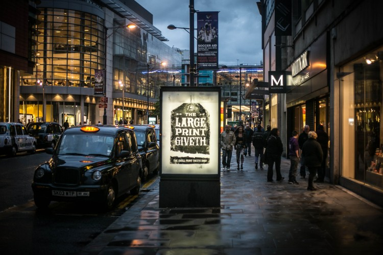 Brandalism: Largest street art advertising takeover (ever)