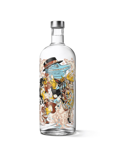 Absolut release a brand new limited edition, Absolut Karnival at Selfridges