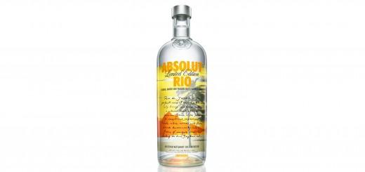 Absolut Rio Bottle