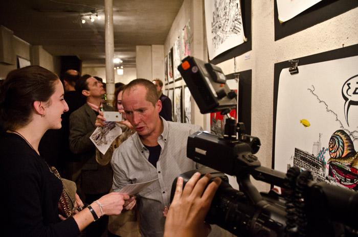 BBC World Cameras John Dolan exhibition photos