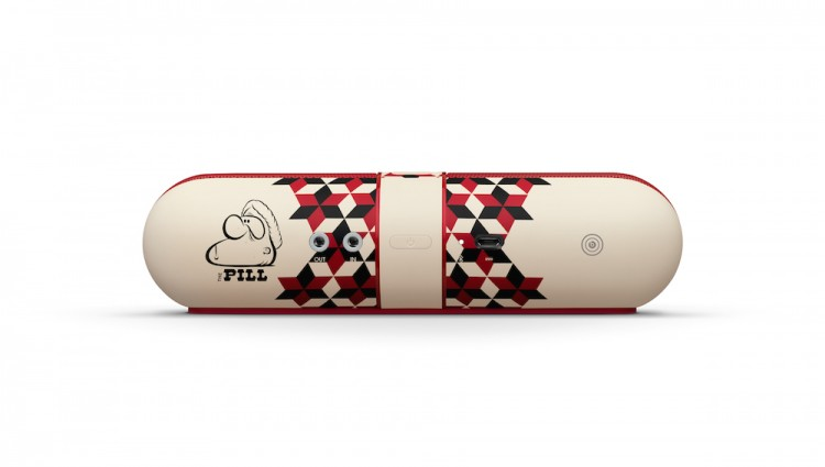 Beats Pill x Barry McGee