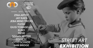 Midnight Madness X C.A.C Collective Launch Party & Art Exhibition