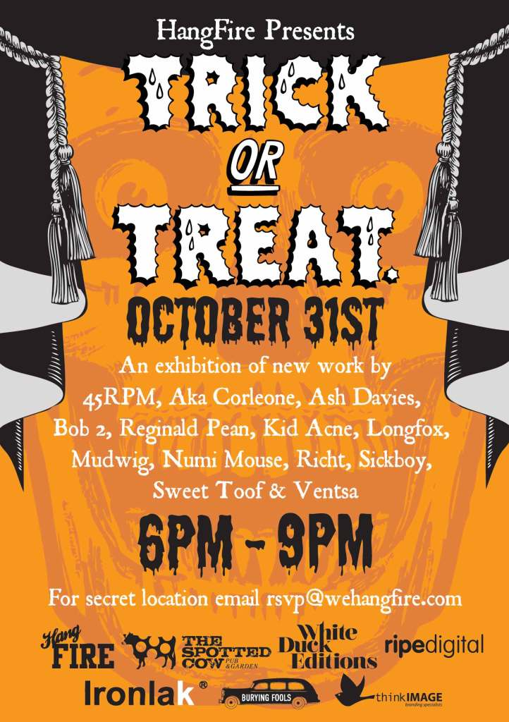 HangFire presents Trick or Treat 2013