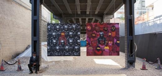 Banksy Os Gemeos New York