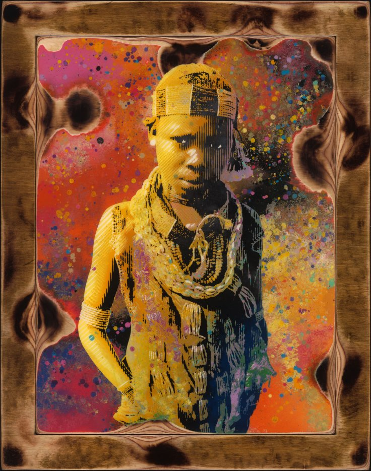 """Goldie - """"Lost Tribes"""""""