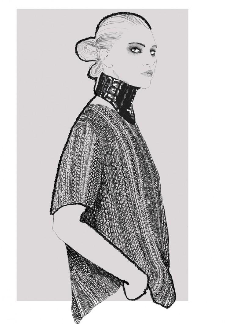 somewhereto_ launch 'Pen & Ink' illustration pop-up gallery